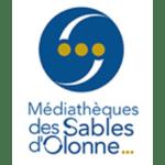 logo Médiathèques des Sables d'Olonne